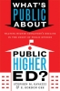 9781421442532 : whats-public-about-public-higher-ed-gavazzi-gee