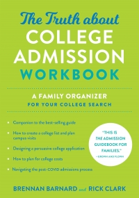 9781421442631 : the-truth-about-college-admission-workbook-barnard-clark