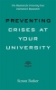 9781421442679 : preventing-crises-at-your-university-barker
