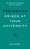 9781421442686 : preventing-crises-at-your-university-barker