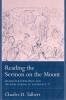 9781570035531 : reading-the-sermon-on-the-mount-talbert