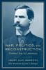 9781570036439 : war-politics-and-reconstruction-warmoth-rodrigue