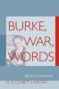 9781570037719 : burke-war-words-weiser