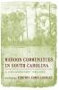 9781570037771 : maroon-communities-in-south-carolina-lockley-lockley