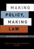 9781589010253 : making-policy-making-law-miller-barnes-katzmann