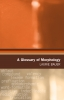 9781589010437 : a-glossary-of-morphology-bauer