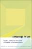 9781589010444 : language-in-use-tyler-takada-kim