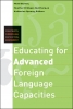 9781589011182 : educating-for-advanced-foreign-language-capacities-byrnes-weger-sprang