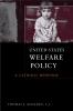 9781589011564 : united-states-welfare-policy-massaro