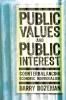 9781589011779 : public-values-and-public-interest-bozeman