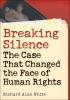 9781589012240 : breaking-silence-white