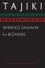 9781589012691 : tajiki-reference-grammar-for-beginners-khojayori