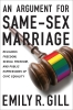 9781589019201 : an-argument-for-same-sex-marriage-gill