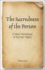 9781589019690 : the-sacredness-of-the-person-joas