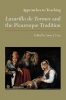 9781603290166 : approaches-to-teaching-lazarillo-de-tormes-and-the-picaresque-tradition-cruz