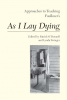 9781603290845 : approaches-to-teaching-faulkners-as-i-lay-dying-odonnell-zwinger