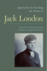 9781603291439 : approaches-to-teaching-the-works-of-jack-london-reesman-brandt