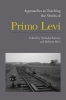 9781603291477 : approaches-to-teaching-the-works-of-primo-levi-patruno-ricci