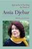 9781603292955 : approaches-to-teaching-the-works-of-assia-djebar-donadey