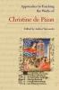 9781603293266 : approaches-to-teaching-the-works-of-christine-de-pizan-tarnowski