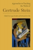 9781603293433 : approaches-to-teaching-the-works-of-gertrude-stein-esdale-mix