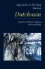 9781603293549 : approaches-to-teaching-barakas-dutchman-calihman-early