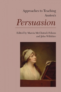 9781603294775 : approaches-to-teaching-austens-persuasion-folsom-folsom-wiltshire