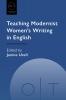 9781603294850 : teaching-modernist-womens-writing-in-english-utell