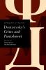9781603295772 : approaches-to-teaching-dostoevskys-crime-and-punishment-katz-katz-burry