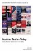 9781608011278 : austrian-studies-today-contemporary-austrian-studies-vol-25-dirk-bischof-karlhofer