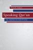 9781611177947 : speaking-quran-yuskaev