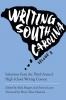 9781611179187 : writing-south-carolina-carolina-fund-rogers-lynn
