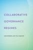9781626162532 : collaborative-governance-regimes-emerson-nabatchi