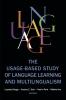 9781626163249 : the-usage-based-study-of-language-learning-and-multilingualism-ortega-tyler-park