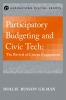 9781626163409 : participatory-budgeting-and-civic-tech-gilman