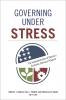 9781626163706 : governing-under-stress-conlan-posner-regan