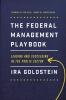 9781626163720 : the-federal-management-playbook-goldstein-davis
