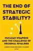 9781626166028 : the-end-of-strategic-stability-rubin-stulberg