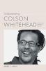 9781643361734 : understanding-colson-whitehead-2nd-edition-maus