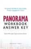 9781647120481 : panorama-workbook-answer-key-rifkin-dengub-nazarova