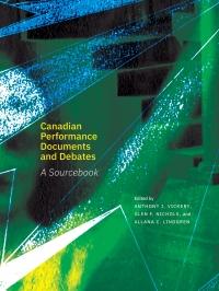 9781772126044 : canadian-performance-documents-and-debates-vickery-nichols-lindgren