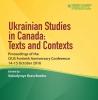 9781894865517 : ukrainian-studies-in-canada-texts-and-contexts-kravchenko-arel-bohachevsky-chomiak