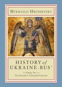 9781894865586 : history-of-ukraine-rus-hrushevsky-raffensperger-sysyn