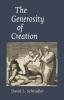 9781948195027 : the-generosity-of-creation-schindler