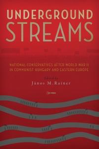 9789633861967 : underground-streams-rainer