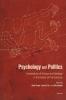 9789633863121 : psychology-and-politics-borgos-gyimesi-er-s
