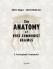 9789633863718 : the-anatomy-of-post-communist-regimes-magyar-madlovics