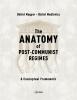 9789633863930 : the-anatomy-of-post-communist-regimes-magyar-madlovics