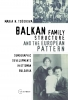 9789637326455 : balkan-family-structure-and-the-european-pattern-todorova