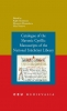 9789637326820 : catalogue-of-the-slavonic-cyrillic-manuscripts-of-the-national-szechenyi-library-cleminson-moussakova-voutova